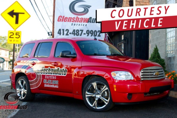 Glenshaw Auto Spotlight: Courtesy Car Service