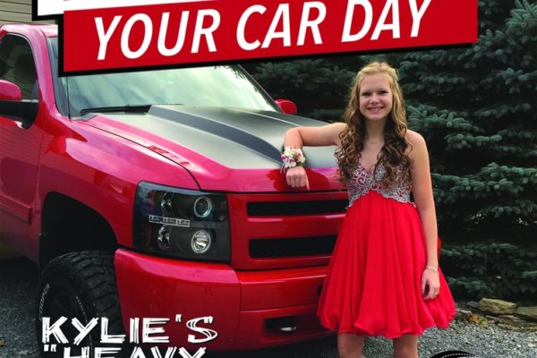 "October 2 – National ""Name Your Car Day"""