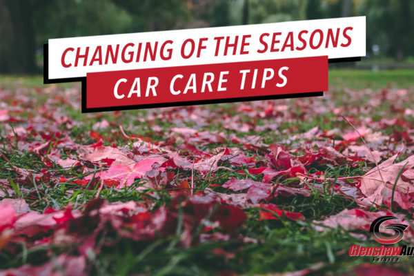 Changing of the Seasons: 6 Car Care Tips