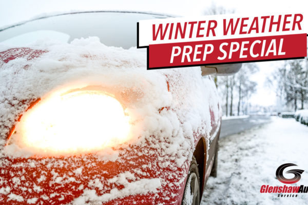 Defeat Old Man Winter with Our Winter Weather Prep Special